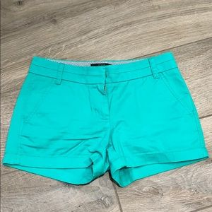 3/$25 J. Crew chino shorts